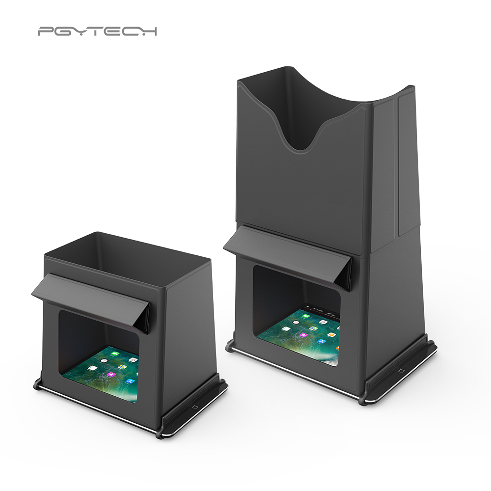 PGYTECH DJI Phantom Inspire Remote Pad Tablet Hood Sunshade 9.7/7.9 inch Monitor hood for ipad air samsung Galaxy xiaomi pad
