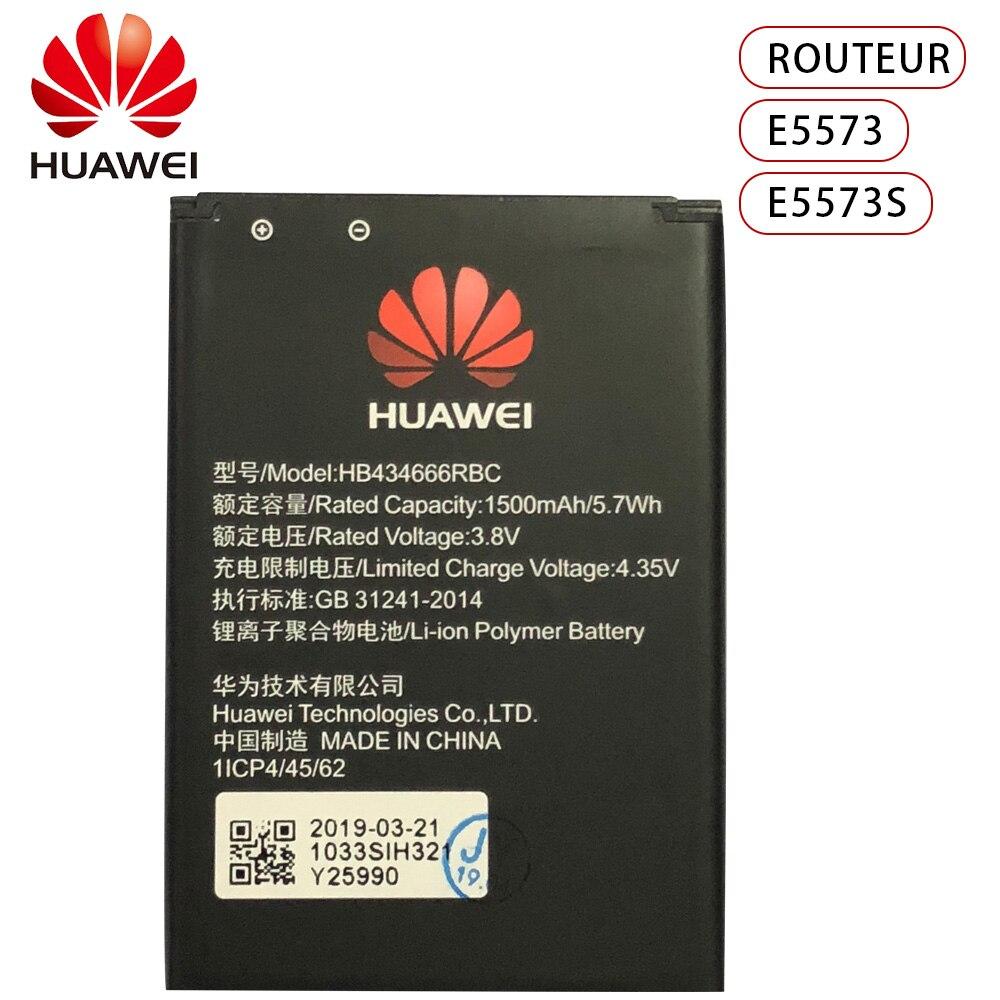 NEW Huawei HB434666RBC Phone Battery For Huawei E5573 E5573S E5573s-32 E5573s-320 E5573s-606 E5573s-806 Router Battery