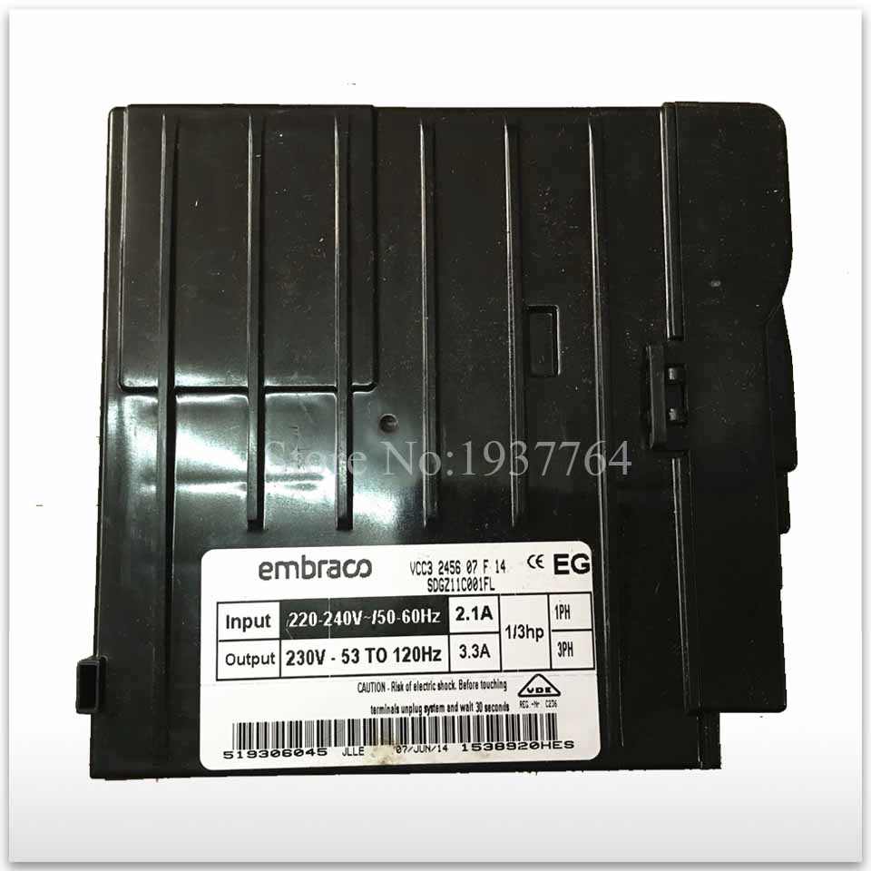 95% new for Refrigerator computer board EECON VCC3 2456 07 Control inverter used Board 0193525122 95% new for haier refrigerator inverter board eecon qd vcc3 2456 95 0193525078 control board pc board used