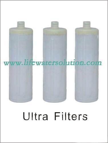 0,01 микрон ультра фильтр cartridage/UF фильтр/UF Мембрана Свеча/полые волокна мембрана (10 дюймов стандарт) для кухни фильтры для воды