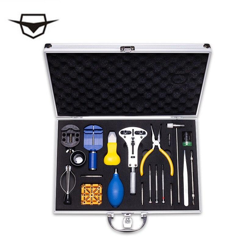 Reloj Repair Tool Kit Case Opener Band Link Pin Remover Watchmaker horloge gereedschap Wat