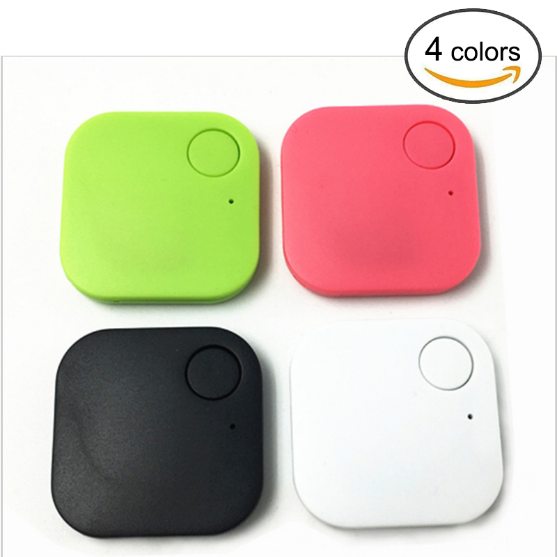Lost Reminder Smart Bluetooth ITag Tracker Child Old Man Bag Wallet Key Finder GPS Locator Anti-lost Alarm For Pet Phone Car