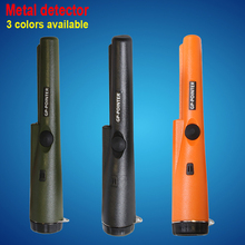 Portable Professional Metal Detector Treasure Hunting Waterproof Pinpointer 3 Color Available Free shipping