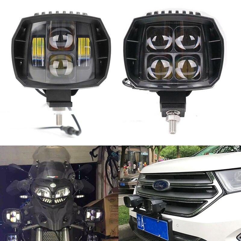1Pc 12V 24V LED Waterproof 5 Inch Led Driving Light Spot Beam Motorbike Offroad for Car