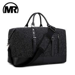 Для MARKROYAL 8655 Холст Кожа для мужчин дорожные сумки грузов за дополнительную плату список только #8655