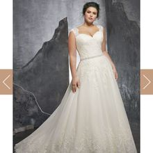 Vnaix custom made wedding dress