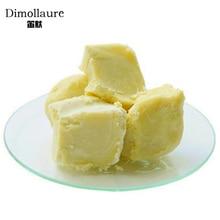 Dimollaure प्राकृतिक कार्बनिक अपरिष्कृत शीया मक्खन तेल 50 जी त्वचा देखभाल बाल देखभाल शरीर मालिश वाहक तेल DIY आवश्यक तेल