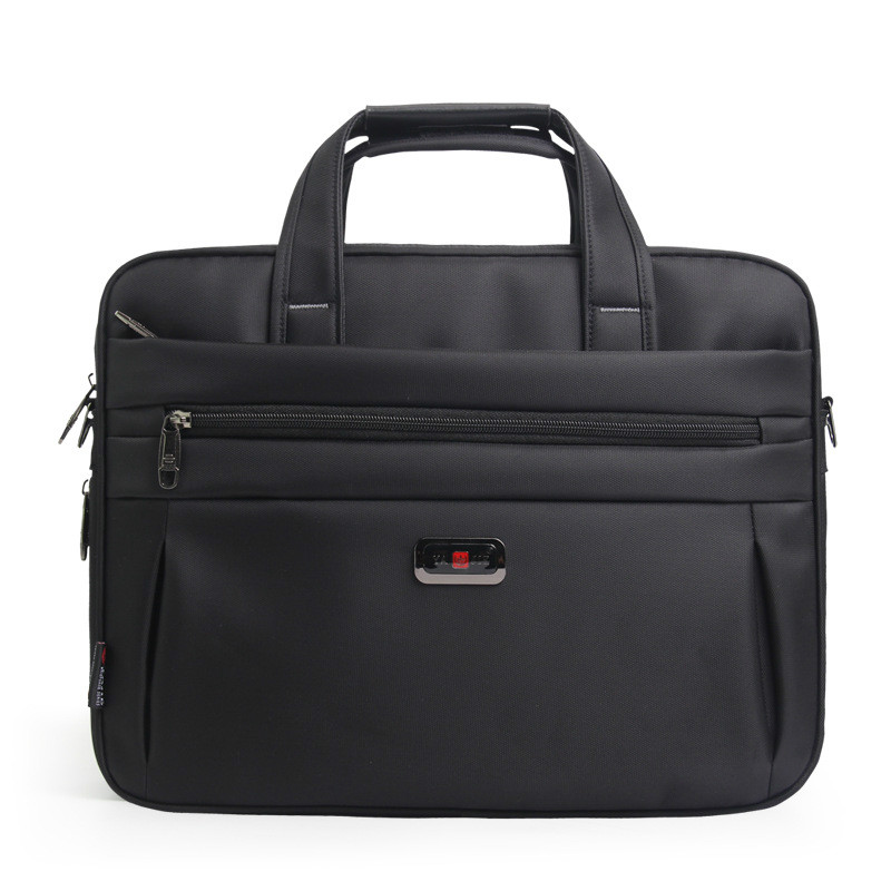High Quality Shoulder Bags Briefcase Business Laptop Bag Handbag Men Bag Oxford Cloth Large Capacity Handbags 14 15 16 Inches