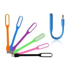 2016 New Original USB LED Book Lights For Reading Lamp Candy Color Mini Novelty Tablet LED Kindle Ebook Reader Night Lights