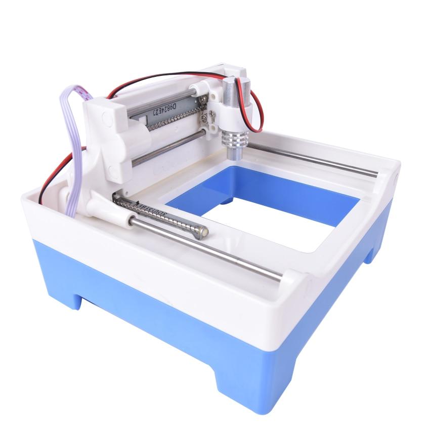 Mini incisore laser 100mw laser, macchina per incisione laser, - Attrezzature per la lavorazione del legno - Fotografia 2