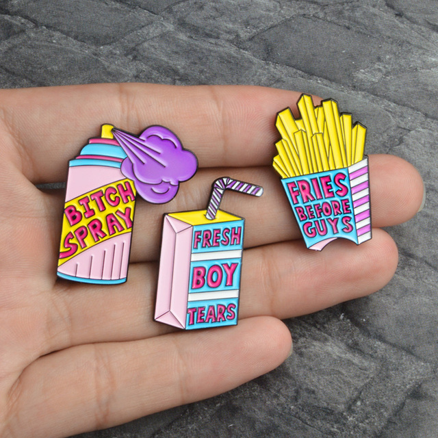 cool pins for jackets