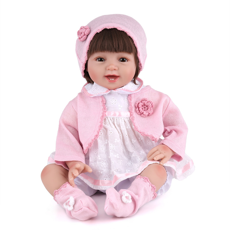 New 22 Lovely doll reborn babies for sale silicone reborn baby dolls munecas reborn girls toys birthday giftNew 22 Lovely doll reborn babies for sale silicone reborn baby dolls munecas reborn girls toys birthday gift