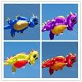Envío de la alta calidad 5 m colgante fauchi dragón cometa suave fábrica cometa pulpo kite kite juguetes al aire libre grande barra de vuelo peces