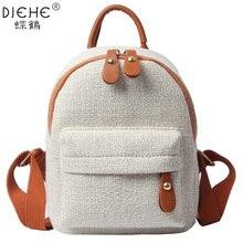 521622a7b8 Nouveau mode femmes mignon sac à dos Mini sac casual fille petits sacs à dos  d