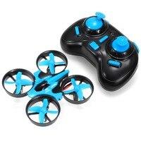 Мини Drone RC дроны-Квадрокоптеры Безголовый режим один ключ возвращение вертолет тесто, чем JJRC H8 мини H20 Дрон лучшие игрушки для детей