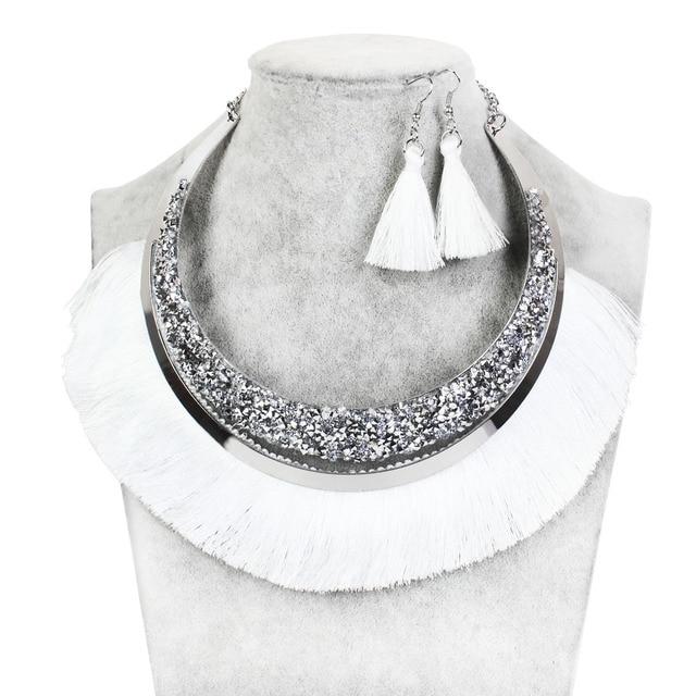 Bohemian Statement Jewelry...