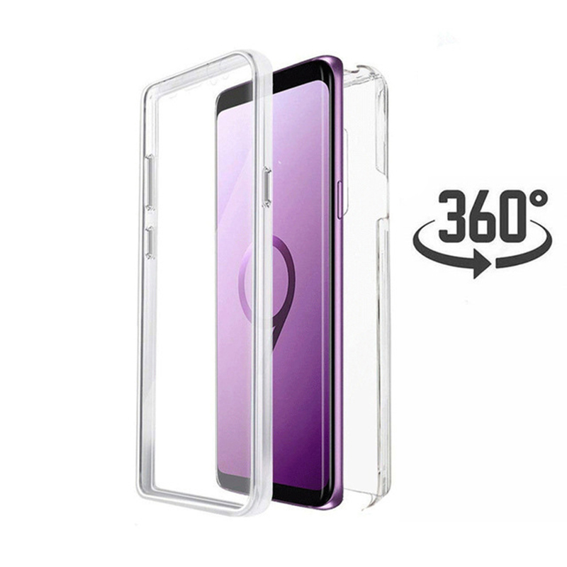 2019 Fashion 360 Full Protective Phone Case For Samsung Galaxy S10 S8 S9 Plus S7 Edge A5 J3 J5 J7 2017 J4 J6 A7 A8 A9 2018 Tpu+pc Back Cover Novel (In) Design;