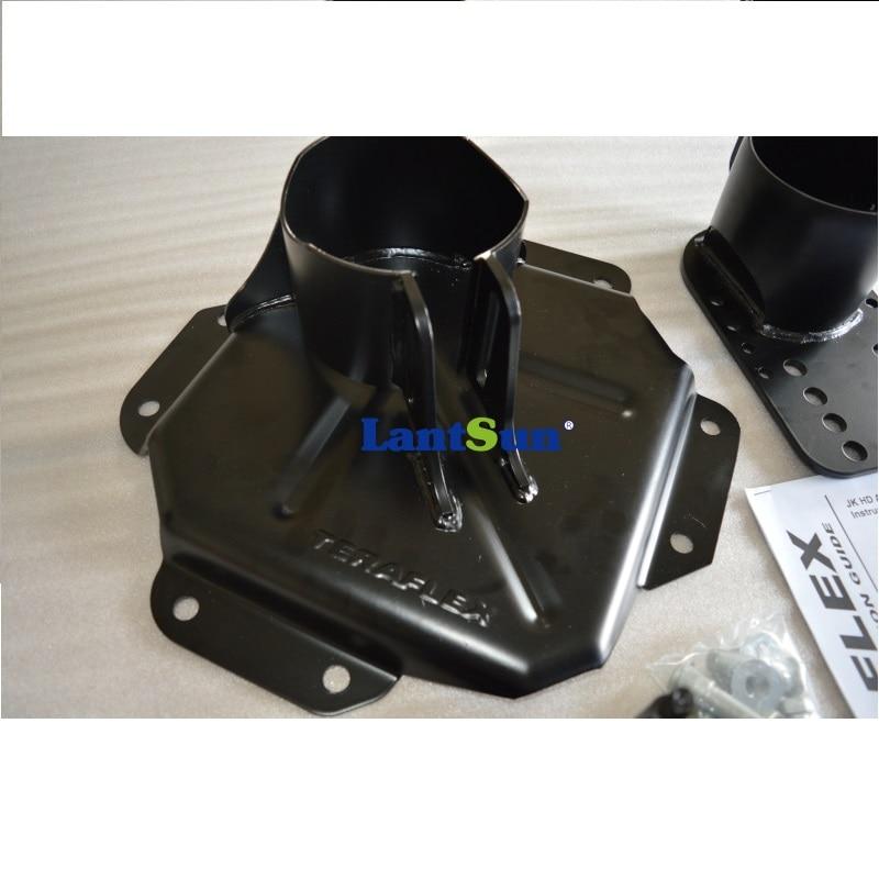 Комплект J152 черен алуминиев заден - Автомобилни светлини - Снимка 3