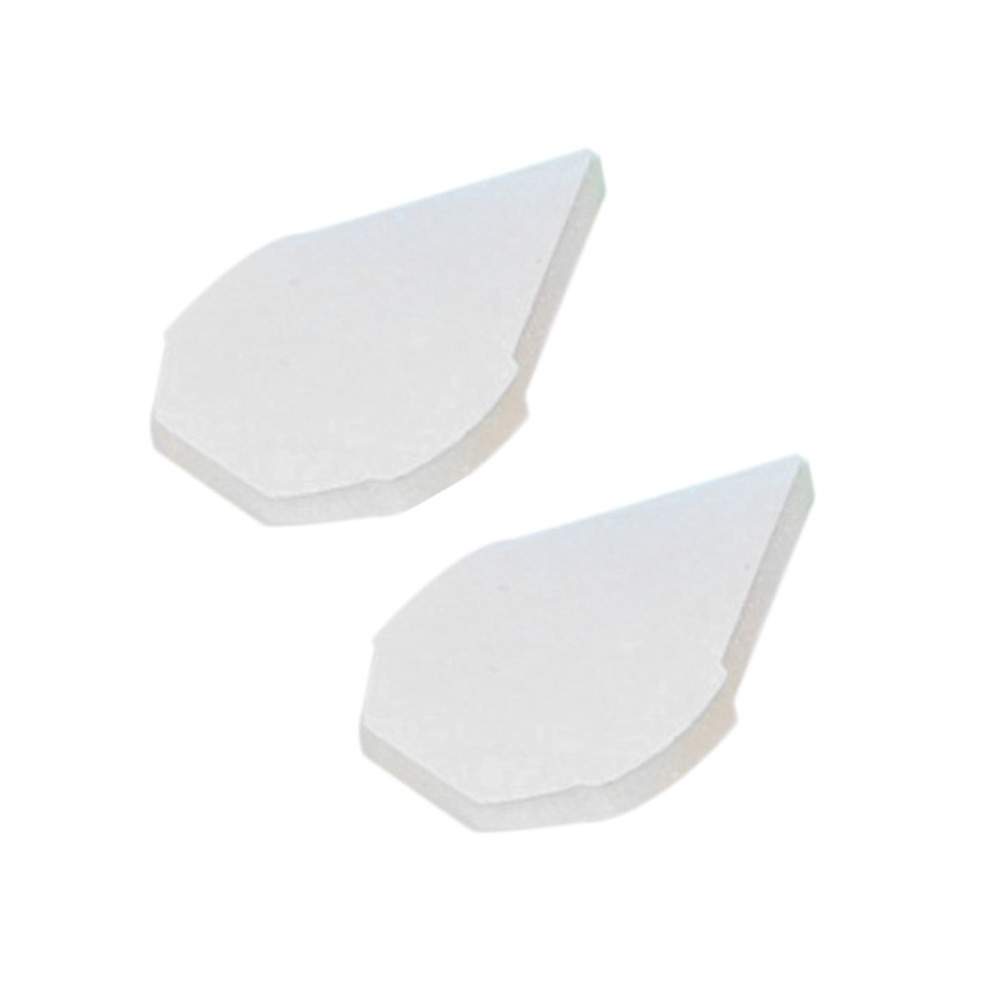 DIY 2pcs/pair Painting Sponge Replacement for Point & Paint Decorative Paint Roller and Tray Set Paint Pad Tool Accessories