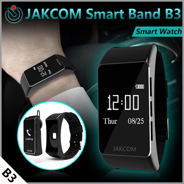 Jakcom b3 smart watch nuevo producto de protectores de pantalla como teléfono de escritorio con cable de antena base magnética módulo sfp
