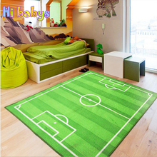 1.3M*1.0M Baby Play Mat Infantil Educational Crawling Mat Baby Room Football Field Blanket Puzzle Carpet Child Blankets for kids