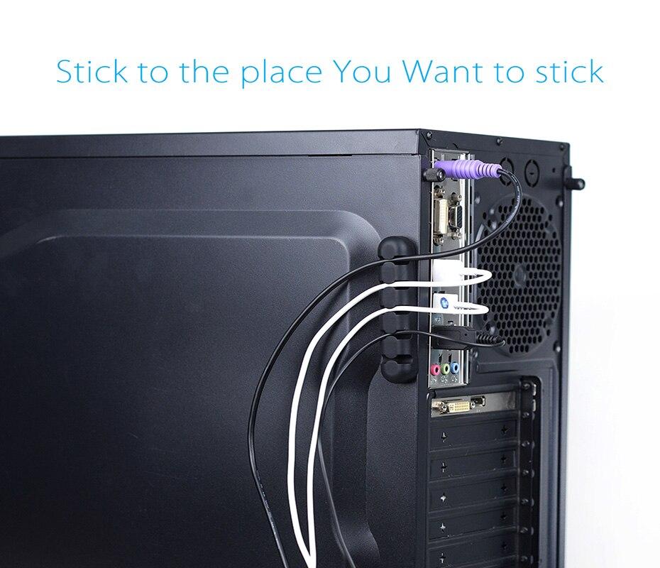 Tolle Kabelmanagement Clips Ideen - Elektrische ...