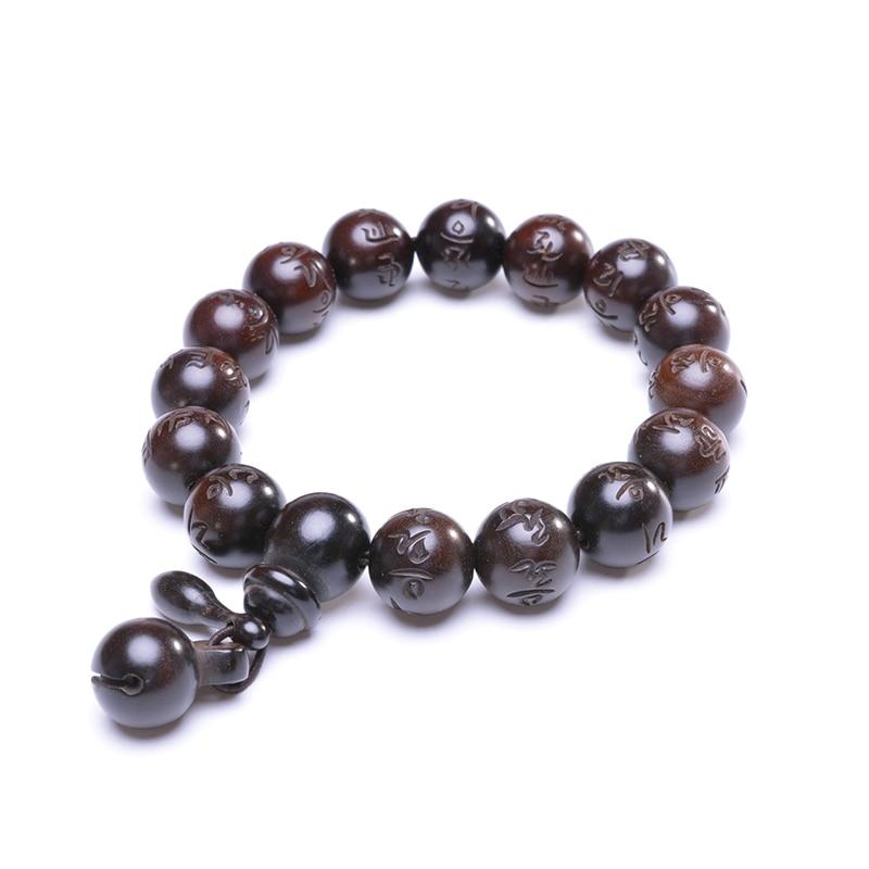 Rrathë Beadsist Rosary Wood - Bizhuteri të modës - Foto 2