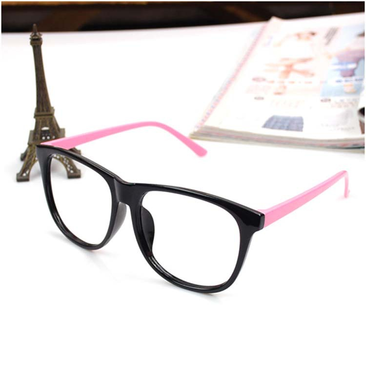 Cute Men Women 2015 new Eye Glasses Frame No Lens Eyeglasses Frames ...