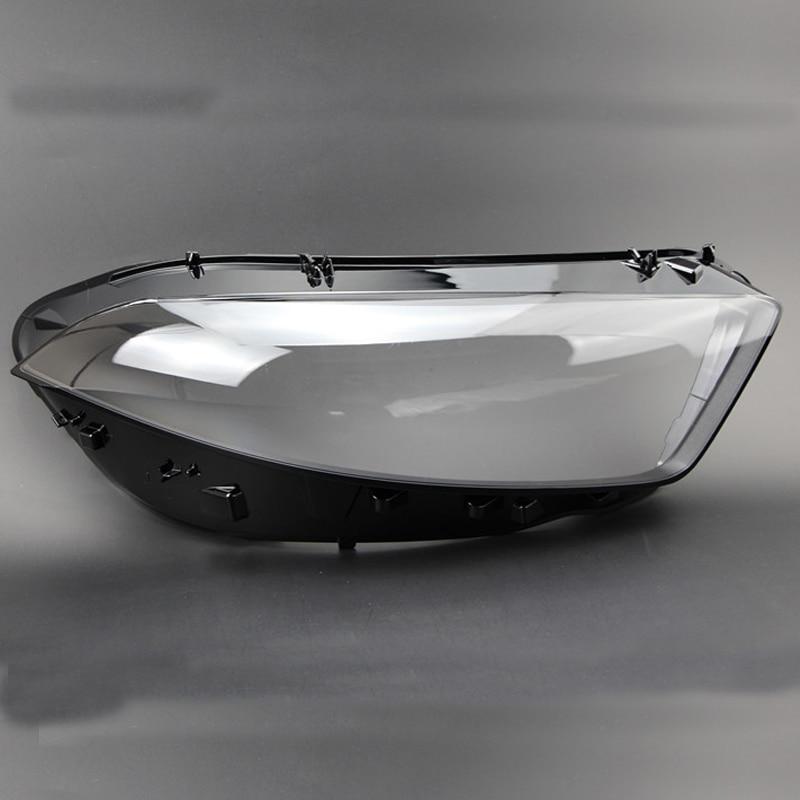 Paralume Del Faro della copertura della Lente di vetro di protezione della lampada w177 faro di plastica per Mercedes-Benz Classe A W177 A180L A180 A200L a200