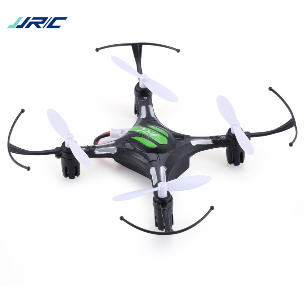 JJR/C H8 Mini 2.4G 4CH 6 axis Gyro Headless Mode Drone with 360 Degree Rollover Function RC Quadcopter RTF tt