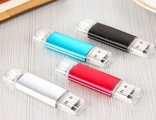 128gb 64gb OTG USB Flash Drive for Android Phone pen drive 32gb 16gb 8gb pendrive otg usb 2.0 USB Stick Exempt postage цена