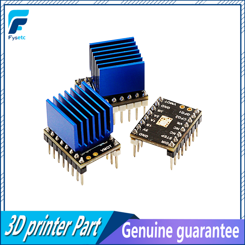 5pcs TMC2100 V1 0 For Stepstick Driver Module Ultra silent Excellent Exclusive to Mighty Board 3D