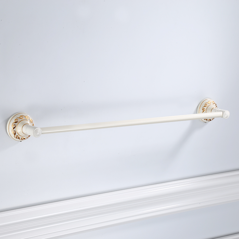 Goedkope Badkamer Accessoires.Kopen Goedkoop 50 Cm Handdoek Bar Houder Antieke Metalen Wandmontage
