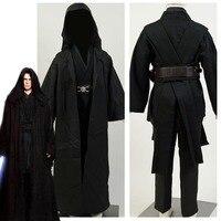 High Quality Anakin Skywalker Costume Kids Star Wars Robe Halloween Cosplay Costume Child Version Custom Made