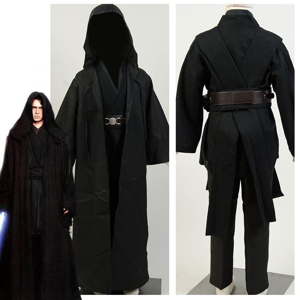 Kind Star Wars Sith Herr Anakin Skywalker Cosplay Halloween Kinder Kostüme Outfit