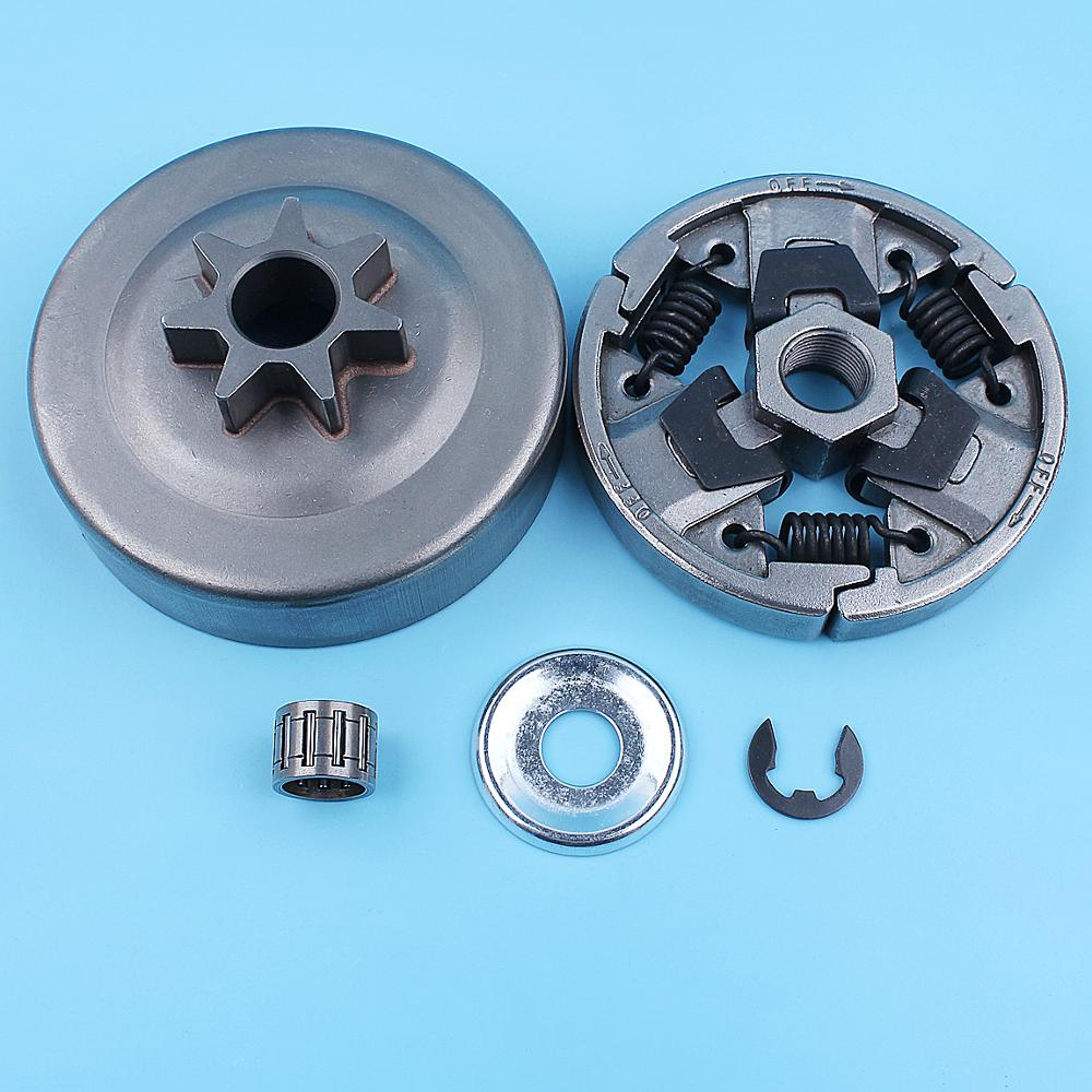 Barra de goma para la tapa de la rueda dentada adecuado Stihl 034 ms340 036 ms360 nuevo