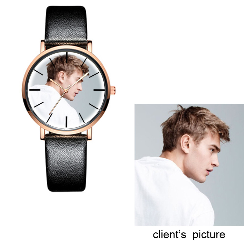 diy picture gift watches