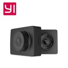 Original xiaomi yi inteligente wifi xiaoyi dash cámara del coche dvr inalámbrico 130 Grados de 1080 P 30fps 2.7 Pulgadas de Coches de Cámara para Android y iOS