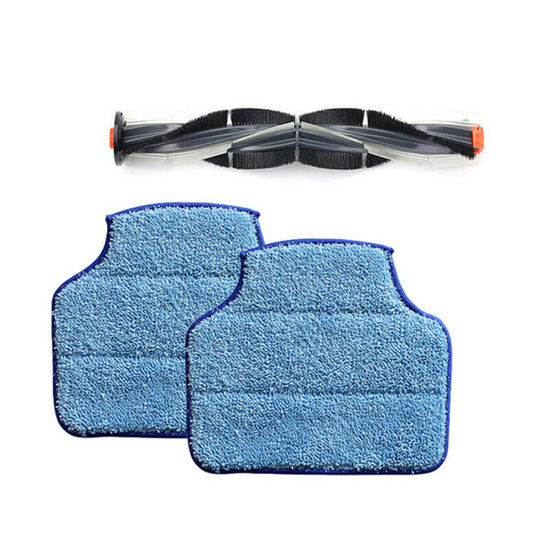 3X/Set Roll Brush Mop Cloths For Neato Botvac D Series D7 D5 D3 D7500 D8500 D8003X/Set Roll Brush Mop Cloths For Neato Botvac D Series D7 D5 D3 D7500 D8500 D800