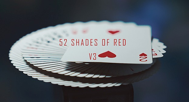 52 Shades of Red Version 3 by Shin Lim magic tricks52 Shades of Red Version 3 by Shin Lim magic tricks