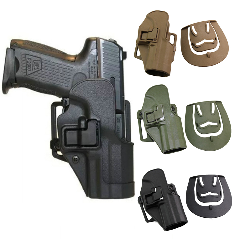 IMI//système Holsters /'Belt Clip//Belt Loop Attachment Airsoft Hunting Firearm