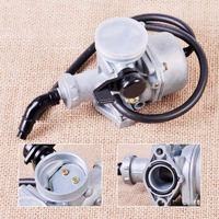 CITALL 22mm Carburetor PZ22 fit for 4 Stroke 110cc 125cc 140cc 150cc Engines ATV Go Karts Pit Dirt Bike Quad