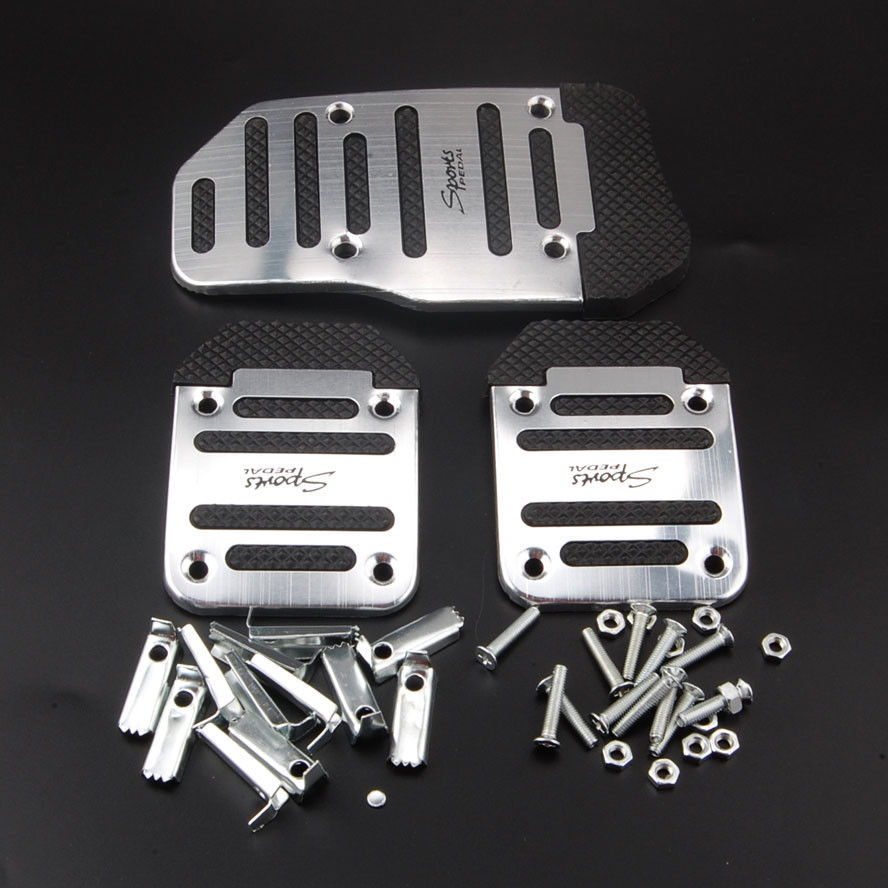 / 2018/ Grand Cherokee sport a pedale acceleratore freno Pad kit 2011/
