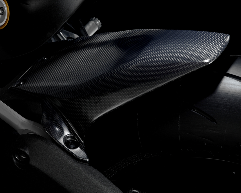 DTRAD For Ducati Panigale 899 959 Rear Fender Hugger Fairing Carbon Fiber in Full Fairing Kits from Automobiles Motorcycles