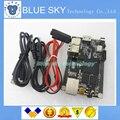 1 лот = 1 Компл.! 1 шт. Raspberry Pi Мини-ПК Cubieboard 1 ГБ Развития Борту ARM Cortex-A7 + SATA Кабель + 1 шт. Питания поставка Проволоки