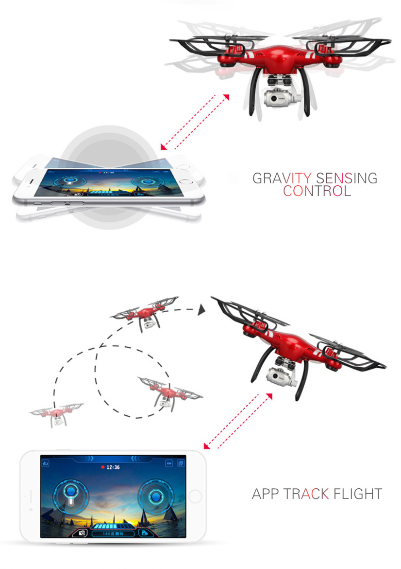 18 XY4 Newest RC Drone Quadcopter With 1080P Wifi FPV Camera RC Helicopter min Flying Time Professional Dron 19