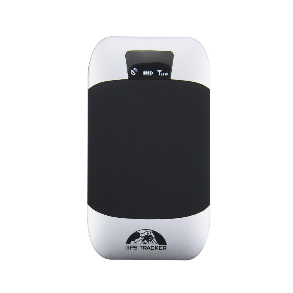 Traqueur original de GPS de Coban TK303H 12-36 v traqueur de GPS de véhicule de voiture utilisation libre d'appli alarme de mouvement de vie aucune boîte au détail pour le bateau facile