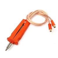 220 В 1900 Вт HB 70B точечная сварочная ручка для Аккумуляторный аппарат для точечной сварки 709A 709AD 630 мм сварочный аппарат