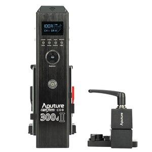 Image 4 - Aputure LS C300d 2 300d השני LED וידאו אור COB אור 5500K אור יום Bowens חיצוני סטודיו אור צילום תאורה עבור youtube