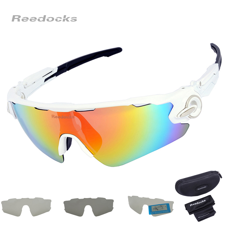 b8631813aa1b1 2 marca new homens mulheres ciclismo óculos fotocromáticas lente esporte ao  ar livre óculos polarizados óculos de sol uv400 óculos de proteção da  bicicleta ...